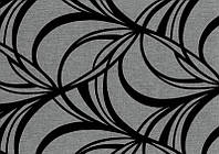 Мебельная ткань Маура грей (флок на ткани производства Мебтекс)