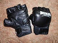 Перчатки Тхеквондо, для единоборств, L,кожа (пара)