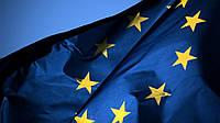 Флаг, стяг Евросоюза 90х150 см, MFH 35103F