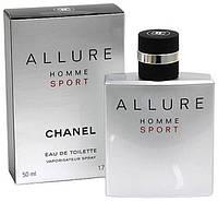Мужская туалетная вода Chanel Allure homme Sport Шанель Аллюр Хом Спорт