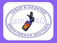 Гитарный хроматический тюнер-прищепка Aroma AT-200