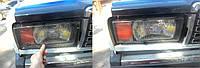 Защита передних фар ВАЗ 2104 2105 2107