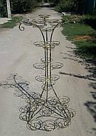 """Подставка для цветов """"Дерево на 32 чаши"""""""