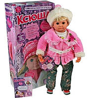 """Кукла  """"Ксюша""""  говорящая, интерактивная"""