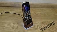 Nokia 8800e-1 Sapphire Arte Brown Укр. оригинал