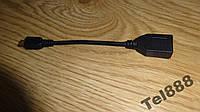 Переходник USB на micro USB