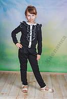 Школьный костюм с брюками , р-ры от 128 до 152