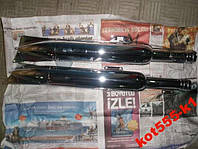Трубы выхлопные  ява старуха 6в  Чехия  (Рыба)
