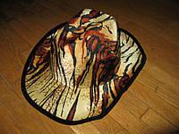 Шляпа ОХОТНИЧЬЯ раскраска, размер 57,5-59