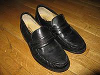 Туфли кожаные ARMANDO, 25,5 см. сост. ОТЛИЧНОЕ!!!