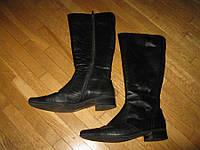 Сапоги кожаные CAPRICE, 26,5 см, сост. ОТЛИЧНОЕ!