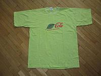 Футболка COCA-COLA JARA BOLIVIA, 100% хлопок, M