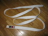 Пояс BUDO для кимоно, длина 280 см