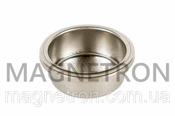 Фильтр-сито на две порции для кофеварок DeLonghi 607843, фото 2
