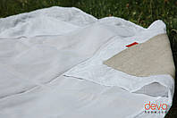 Пеленка-одеяльце из Конопли 100х100 BABY WHITE