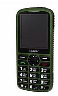 Телефон T.Gstar 008 Green Защищенный телефон