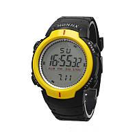 Армейские электронные часы Honhx Yellow