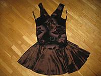 Платье FRANCE, размер 38-40. как НОВОЕ!!!