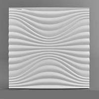 """Декоративные гипсовые 3D панели для стен  """"Глобба"""""""