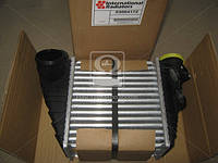 Радиатор интеркулера AUDI,VW,производство  Van Wezel,Бельгия