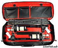 Чехол LionFish.sub на 2 Ружья для подводного охотника.ПВХ