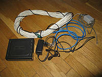 Модем D-Link DSL-2500U, как НОВЫЙ! + телефонный кабель!!!