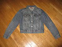 Куртка CAPSIZE RUGGED, джинсовая, S, как НОВАЯ!!!