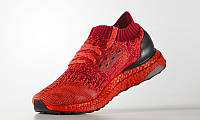 Кроссовки женские Adidas Ultra Boost Uncaged Red (адидас, оригинал)