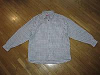 Рубашка SIGNUM, 100% хлопок, XL, как НОВАЯ!!!