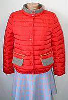 Куртка стеганая короткая в цветах Х 8601