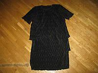 Платье КАСКАДНОЕ, размер 40, как НОВОЕ!!!