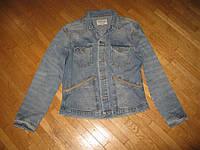 Куртка RIVER ISLAND, джинсовая, М, как НОВАЯ!!!