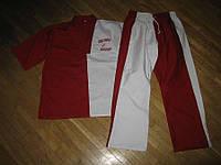 Кимоно BLACK ACADEMY для боевых искусств, 160-170