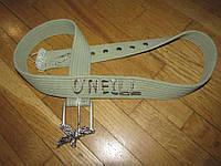 Ремень O'NEILL, ОРЕЛ, МЕТАЛЛ, 107 см, как НОВЫЙ!!!