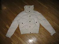 Куртка DENIM, синтепон, размер 14, в хорошем сост.