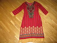 Платье с УЗОРАМИ, размер S, сост. очень хорошее