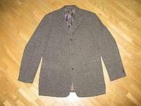 Пиджак STONES 50% шерсть, L (как новый)