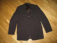 Пиджак VAN GILS 100% шерсть , 53р (как новый)