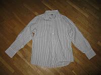 Рубашка 100% хлопок, мужская, L