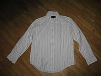 Рубашка MARLBORO 55% хлопок, L