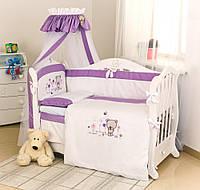 Уютный детский комплект в кроватку Twins Evolution Лето