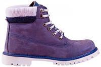 Женские ботинки Palet  AS-01204 violet