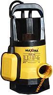 Дренажный насос для грязной воды MAXIMA PDP-550