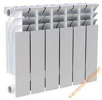 Радиатор отопления алюминиевый GARANTERM GAL350/06