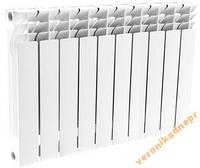 Радиатор отопления алюминиевый GARANTERM GAL350/10
