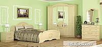 Барокко спальня 5Д (Мебель-Сервис)