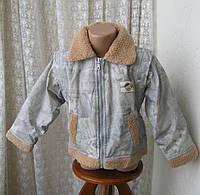 Куртка теплая не промокает Peak Brand р.14