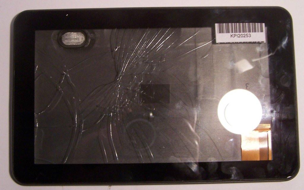 Корпус планшета SupraPad iVIEW-900TPCII KPI20253