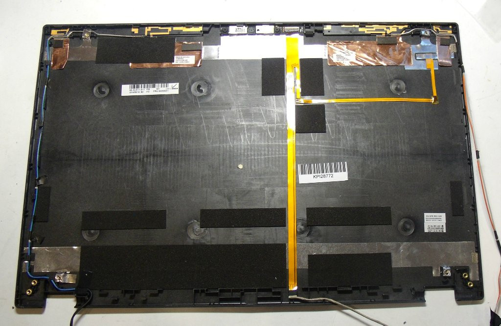Крышка матрицы Lenovo ThinkPad T540p KPI28772