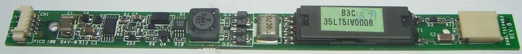 Инвертор DA0LT5IV4B3 HP Pavilion N3310 KPI6036